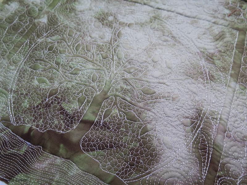 drzewo życia quilt
