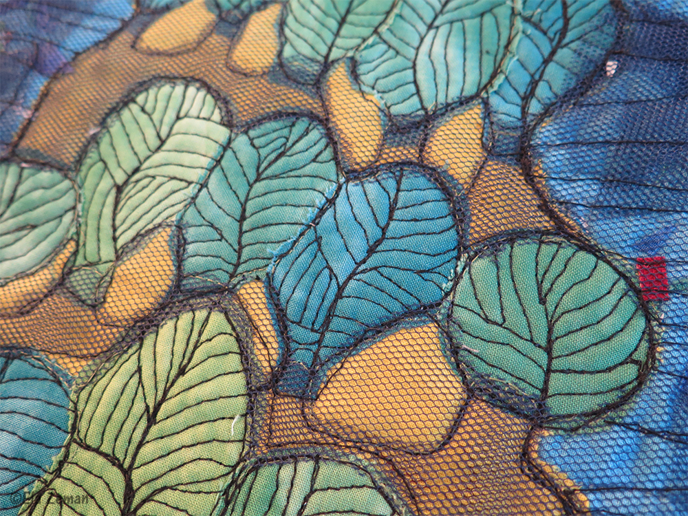 drzewa quilt