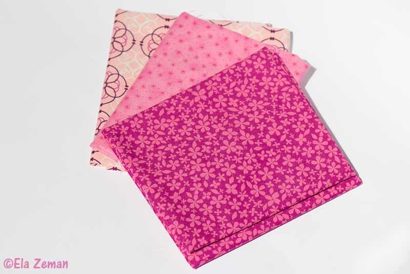 patchwork krok po kroku fabrics