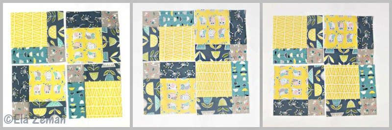patchwork wzory d9p warianty