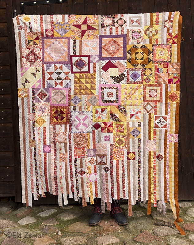 Gipsy Wife patchwork