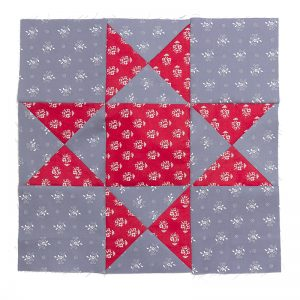 Ohio star patchwork wzory