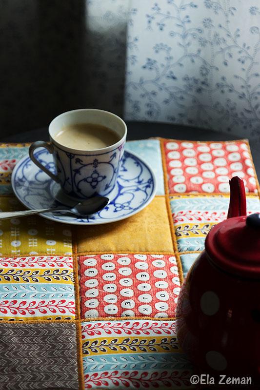 Jak dobierać kolory w patchworku elazeman.pl