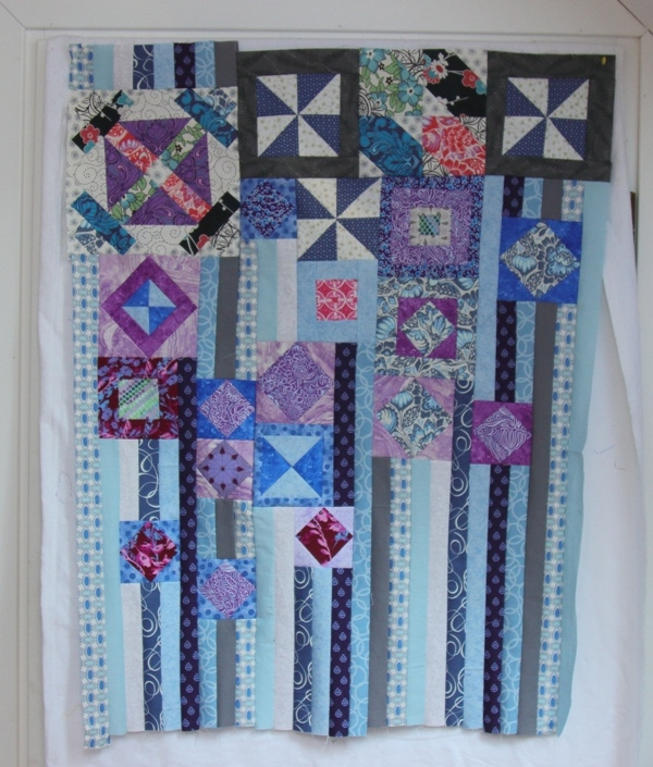 Gypsy Wife Quilt section 6 elazeman.pl