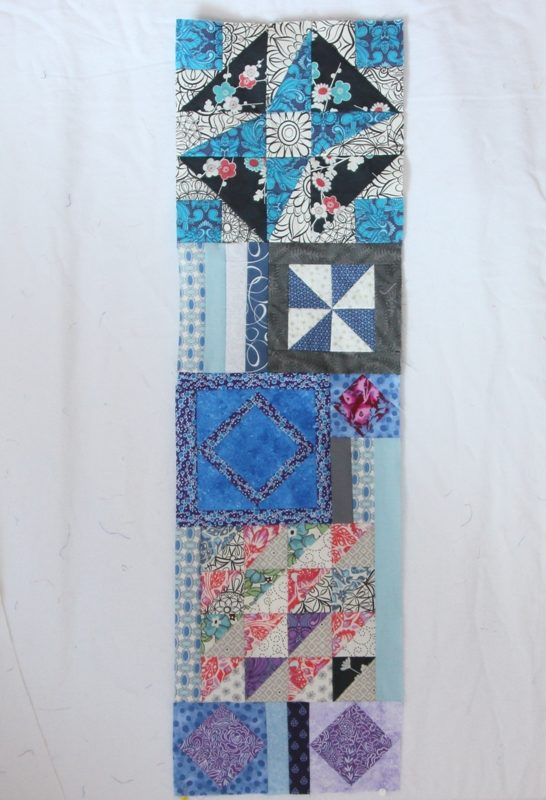 Gypsy Wife Quilt section 5 elazeman.pl