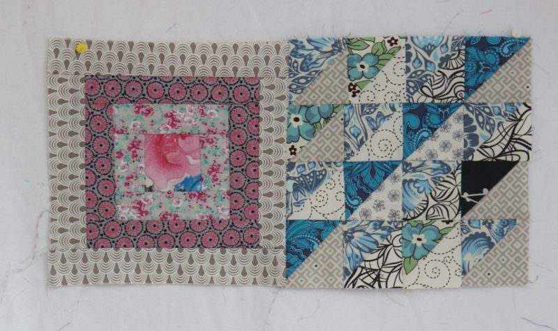 Gypsy Wife Quilt section 4 elazeman.pl