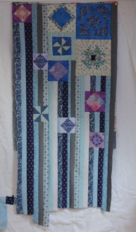 Gypsy Wife Quilt section 7 elazeman.pl
