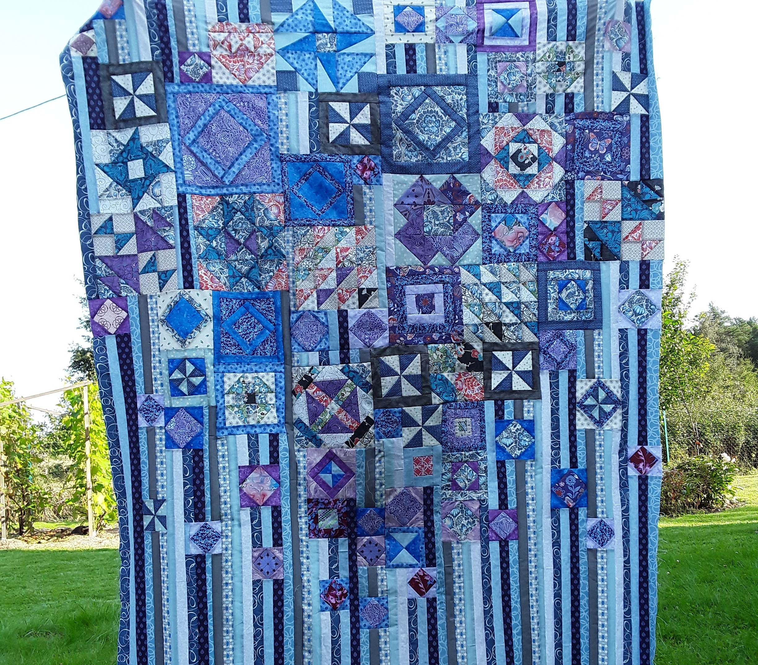 gotowy top Gypsy Wife Quilt elazeman.pl