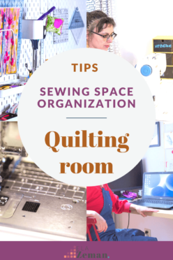 Quilting roomspace